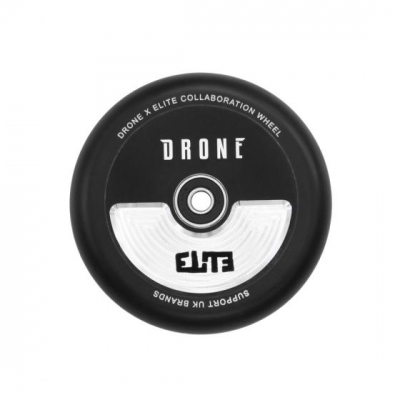 Колесо Drone x Elite Hollowcore 110 мм Black/Black для трюкового самоката